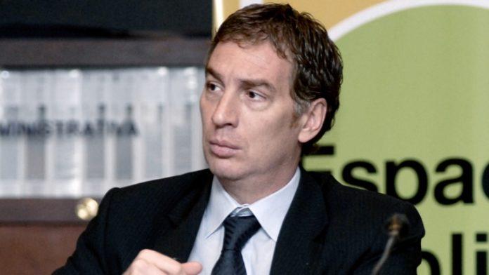 El vicejefe de Gobierno porteño, Diego Santilli.