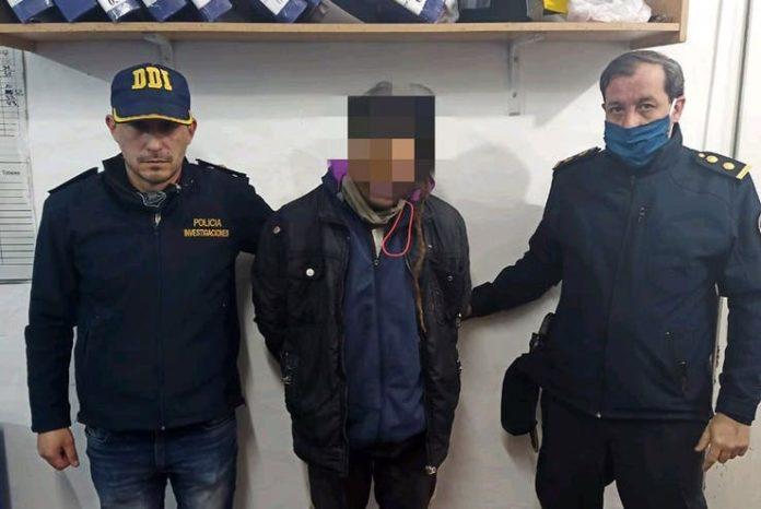 El joven de 19 años fue detenido anoche acusado de asesinar a la adolescente de 19 años.