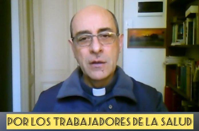 Monseñor Fernández propone la jornada de oración. (Facebook)