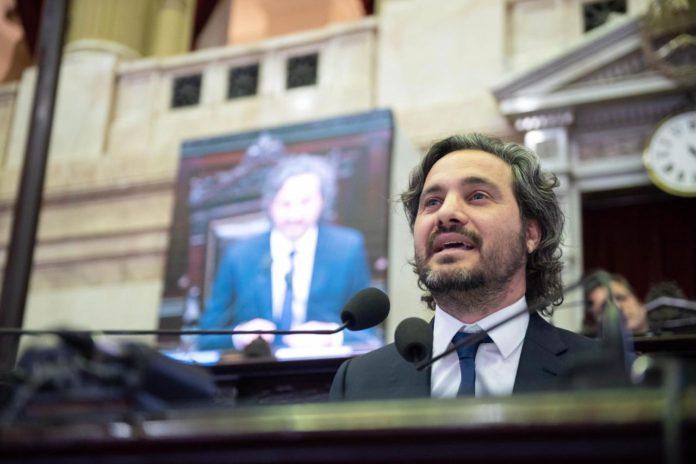 """""""Queda ver si la Corte va a actuar conforme a la Constitución"""", dijo Cafiero"""