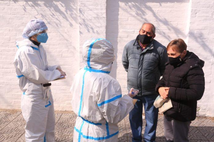 """Aunque los casos estén bajando, el """"foco irradiador"""" aún es el AMBA, según Provincia"""