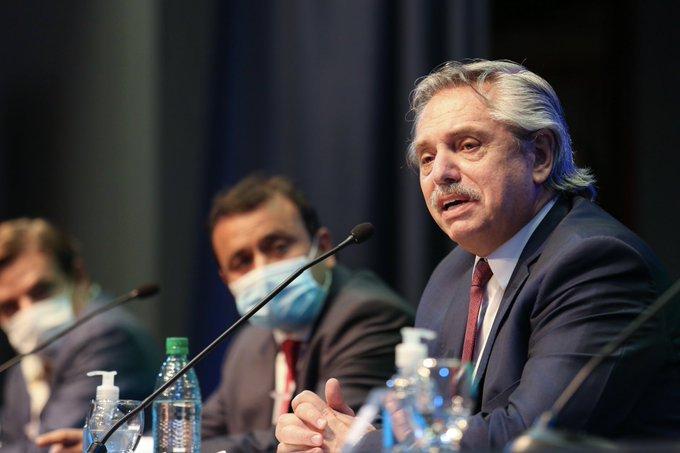 Fernández prolongó la cuarentena por 14 días, sin cambios en AMBA y en 8 provincias complicadas