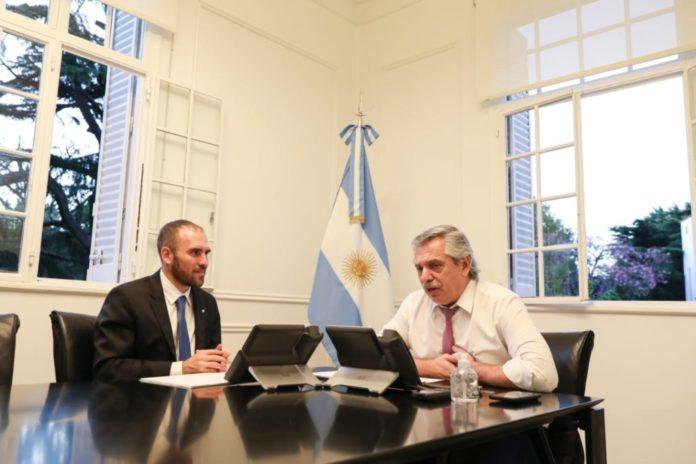"""Fernández deseó """"un acuerdo lo antes posible"""" con el Fondo Monetario Internacional"""