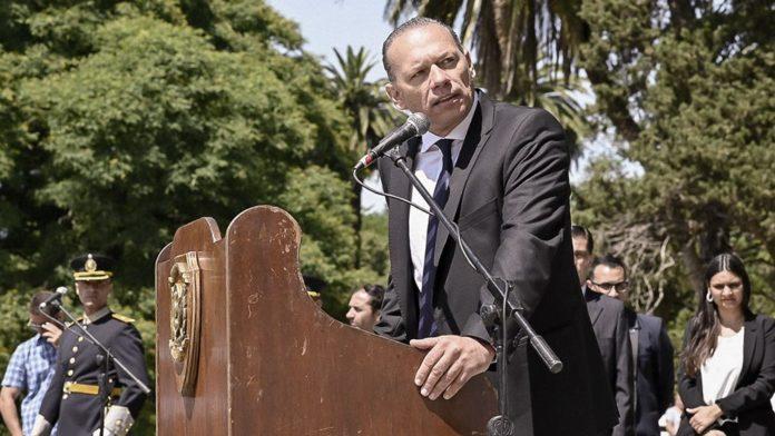 Sergio Berni criticó a la CGT