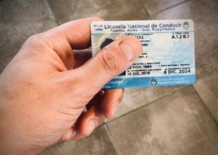 Provincia prorrogó el vencimiento de las licencias de conducir por un año