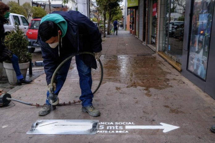 Mar del Plata se encuentra en fase 3 por el fuerte incremento de los contagios