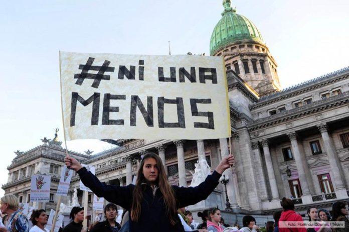 Una mujer menor de 20 años es asesinada cada 9,2 días en la Argentina. (Télam)