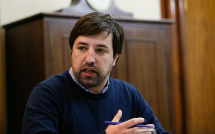 El vicemistro de Salud, Nicolás Kreplak