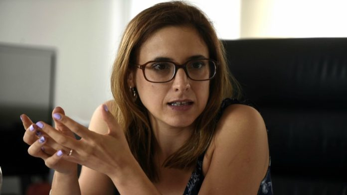 Mara Ruiz Malec, la ministra de Trabajo bonaerense
