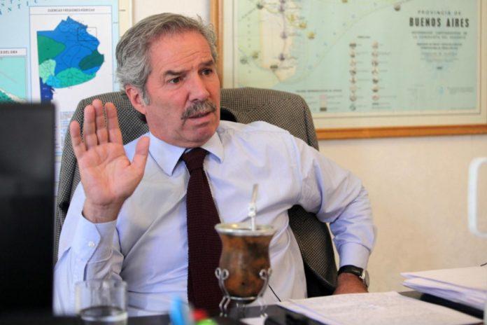 El excanciller Felipe Solá habló este jueves por primera vez desde su salida del Gobierno el 17 de septiembre pasado