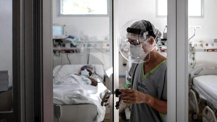 Solo 3 de cada 10 de los nuevos casos y de los internados en terapia están en el AMBA