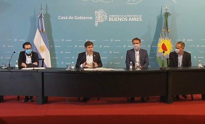 Provincia y Nación anunciaron obras por $ 5.000 millones para las rutas 41 y 51
