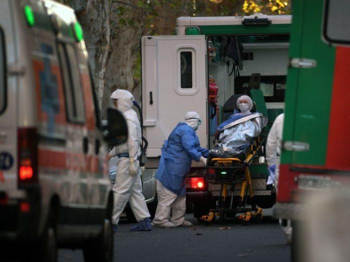 """El segundo de Salud bonaerense afirmó que había un """"abandono funesto"""" del sistema sanitario. (Télam)"""