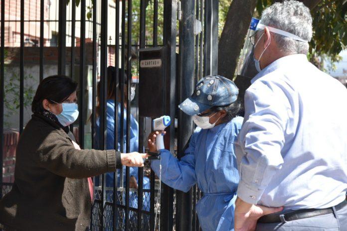 El Ministerio de Salud informó que 11.968 personas fueron reportadas con coronavirus en las últimas 24 horas