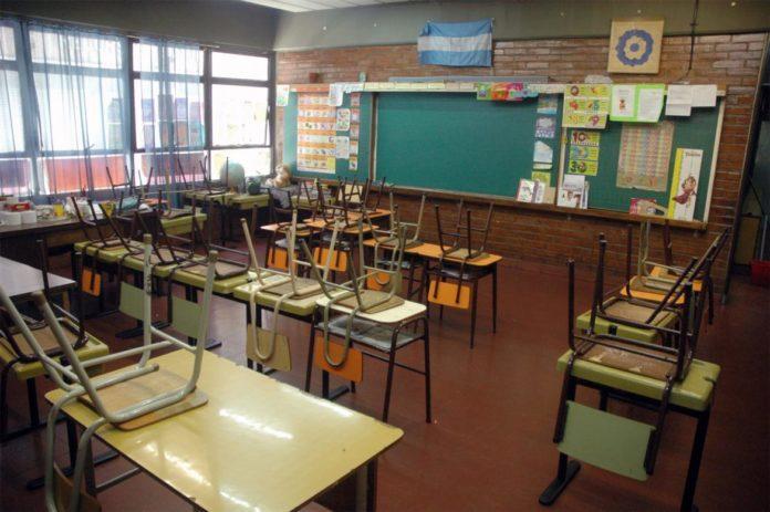 Los alumnos volverán a las escuelas en 24 distritos bonaerenses. (Archivo)