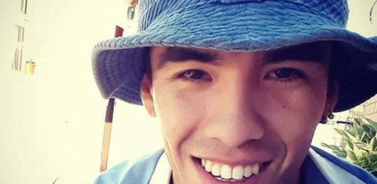 Facundo Astudillo Castro fue visto con vida por última vez el 30 de abril. (Archivo)
