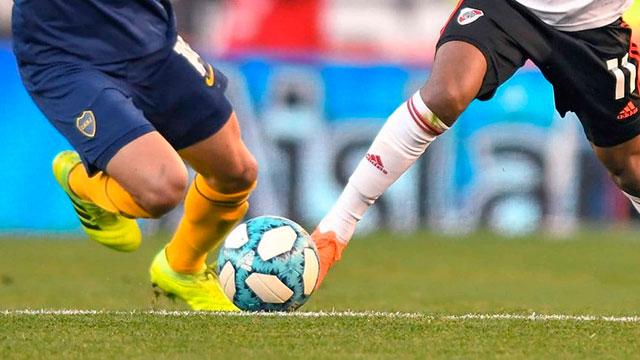 El Gobierno nacional dio un nuevo paso para la vuelta del fútbol