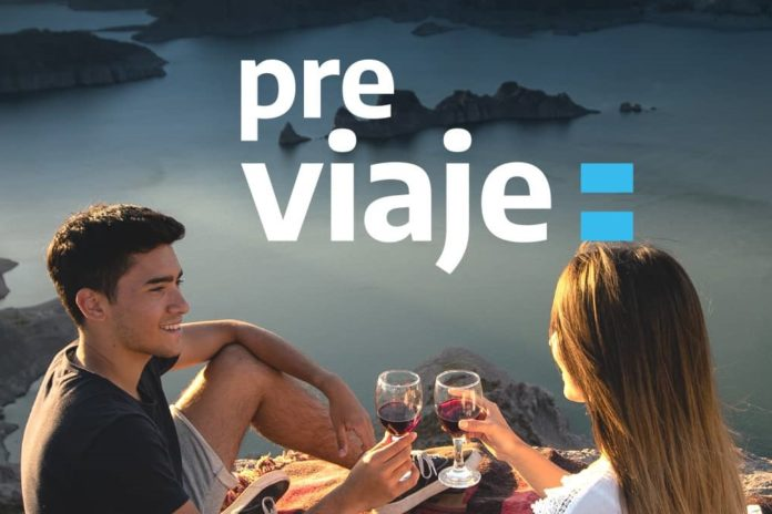 """El programa Previaje """"estimula a que los argentinos hagan turismo dentro del país"""". (previaje.gob.ar)"""
