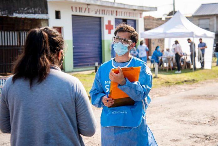 Salud afirmó que el Covid-19 es el virus respiratorio que predomina en el país