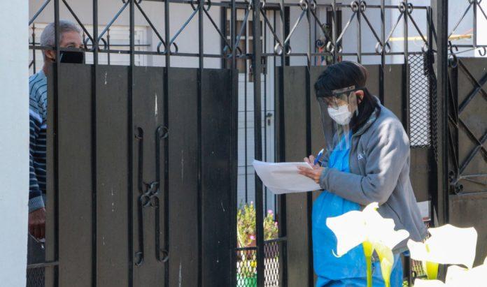 "Provincia inició estudio de seroprevalencia de coronavirus ""casa por casa"" en 40 municipios"