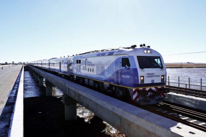 """Se espera el regreso de los trenes a Mar del Plata con """"estrictos protocolos sanitarios"""