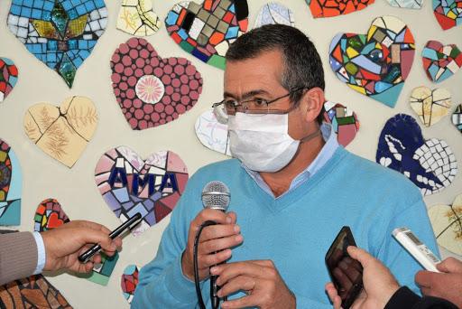 """Rauch confirmó su primer caso y sólo un distrito bonaerense está """"libre"""" de coronavirus"""