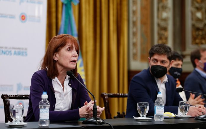 """Coronavirus: una asesora de Provincia dice que aún """"son inaceptablemente altos"""" los casos"""