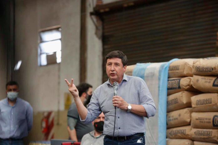 El ministro de Desarrollo Social, Daniel Arroyo, dijo que además se reforzarán las partidas para los comedores.
