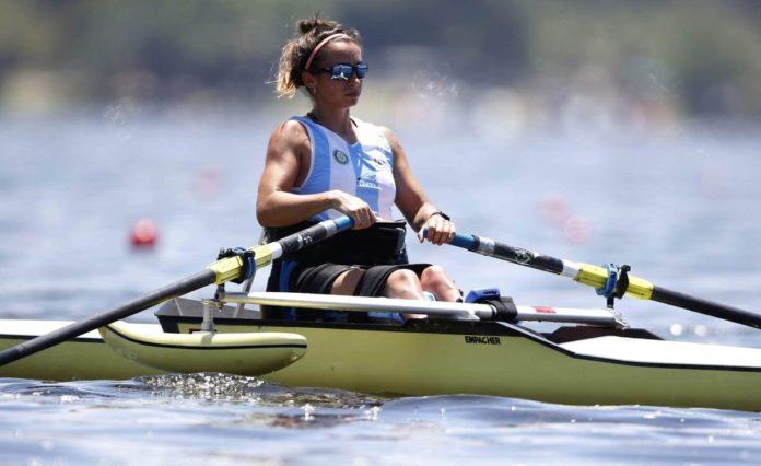 Remo adaptado: Brenda Sardón le apunta a Río para llegar a los Juegos de Tokio