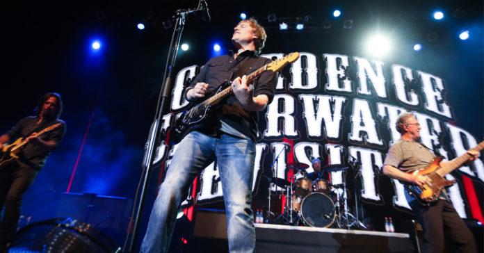 Fue postergado el adiós de Creedence Clearwater Revisited