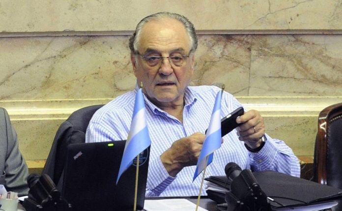 El diputado nacional y presidente de la Comisión de Presupuesto, Carlos Heller