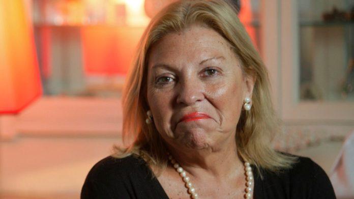 En medio de tensiones con Macri, Carrió comparó a Trump con Hitler