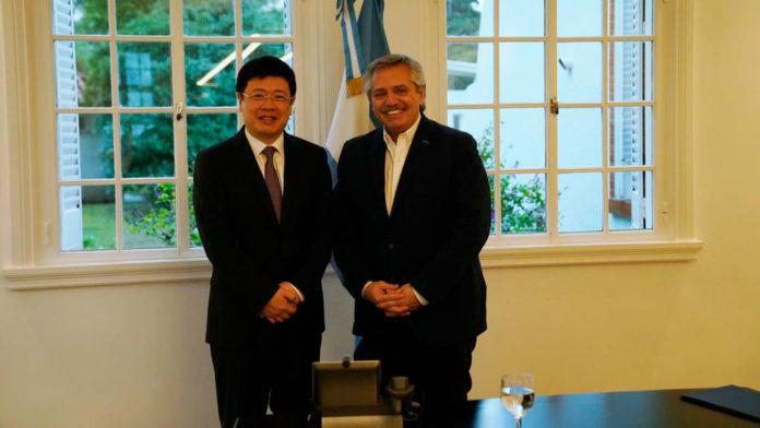 Alberto Fernández irá a China el año próximo para reunirse con Xi Jinping