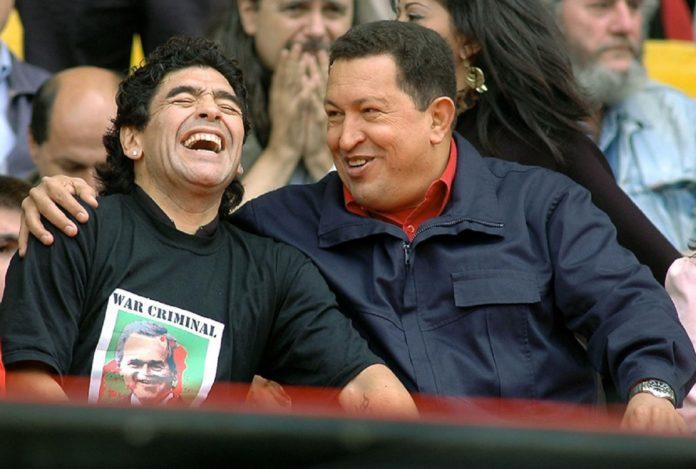 Izquierda, antiimperialismo, chavismo y peronismo: preferencias políticas de Diego