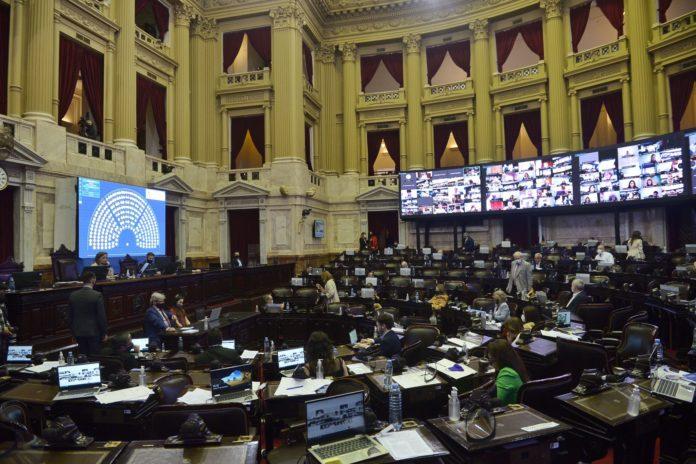 Diputados se encaminaba a aprobar el impuesto a la riqueza tras un extenso debate