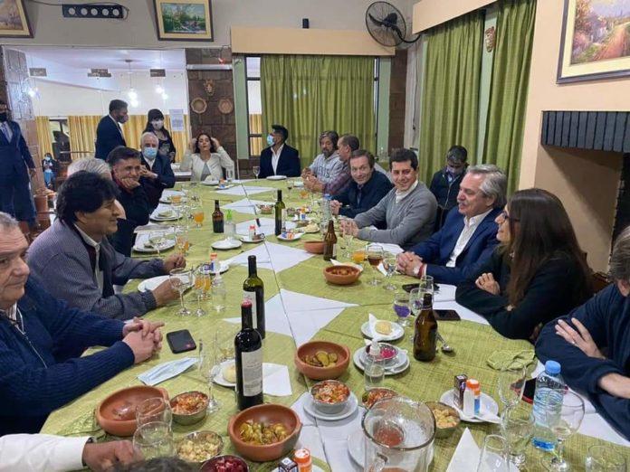 El Presidente, cuatro ministros y dos secretarios, aislados tras el positivo de Béliz