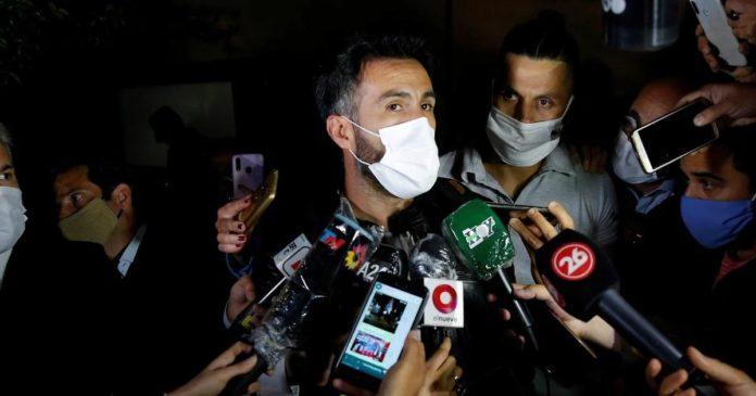 """Maradona se recupera """"sin complicaciones"""", dijo su médico"""