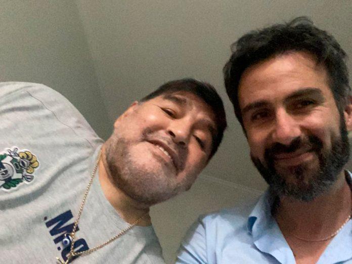 Maradona tuvo un altercado con su médico personal el jueves previo a su muerte