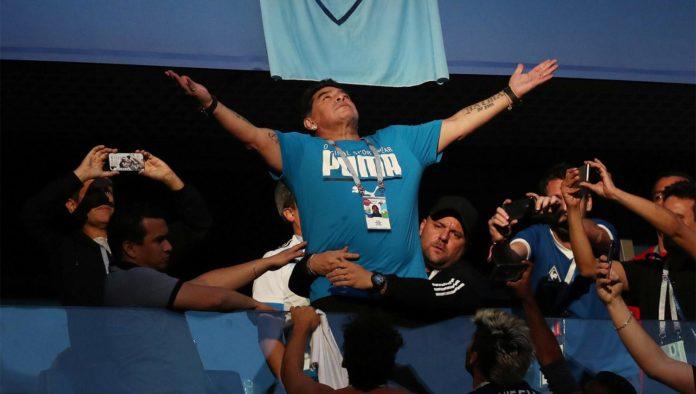 Alberto Fernández, CFK y Macri despidieron a Maradona en sus redes