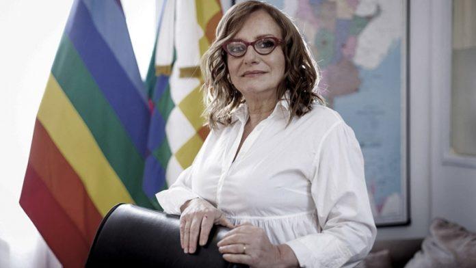 La Defensoría Pública, a cargo de Miriam Lewin, contra la violencia política