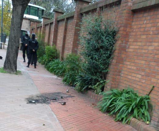 Detienen por tercera vez al hombre que arrojó una molotov en la quinta de Olivos