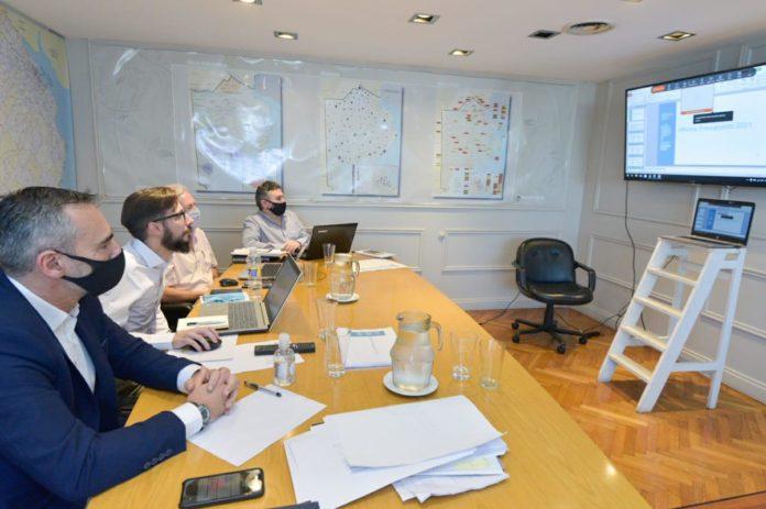 Con el reparto de obras, comenzó el debate por el Presupuesto bonaerense en la Legislatura