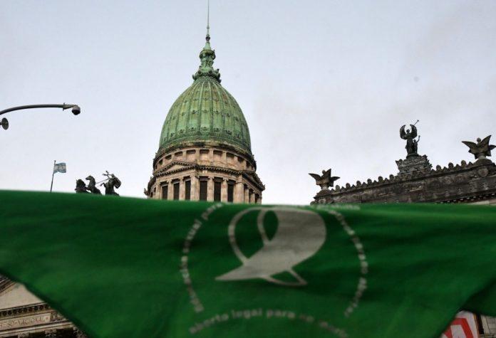El proyecto de ley de aborto comenzará a ser discutido en la Cámara baja del Congreso la semana que viene. (Archivo)