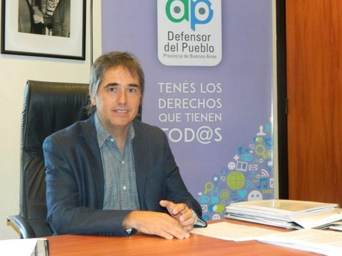 El Defensor del Pueblo, Guido Lorenzino