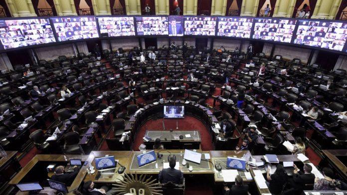 """El oficialismo confía en los acuerdos logrados para aprobar el proyecto del """"impuesto a la riqueza""""."""