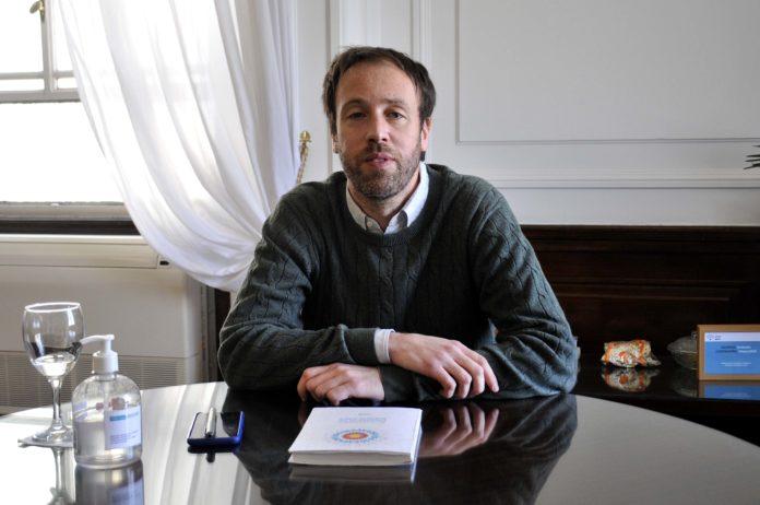 El ministro de Hacienda y Finanzas de la provincia de Buenos Aires, Pablo López