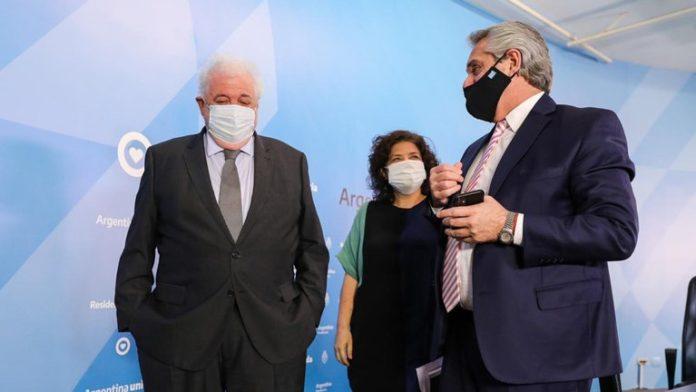 """El Gobierno se prepara para """"la mayor campaña de vacunación de la historia argentina"""". (Télam)"""