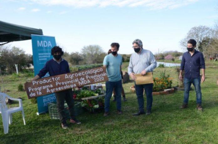 La Provincia creó un programa educativo de desarrollo agrario para propiciar el arraigo