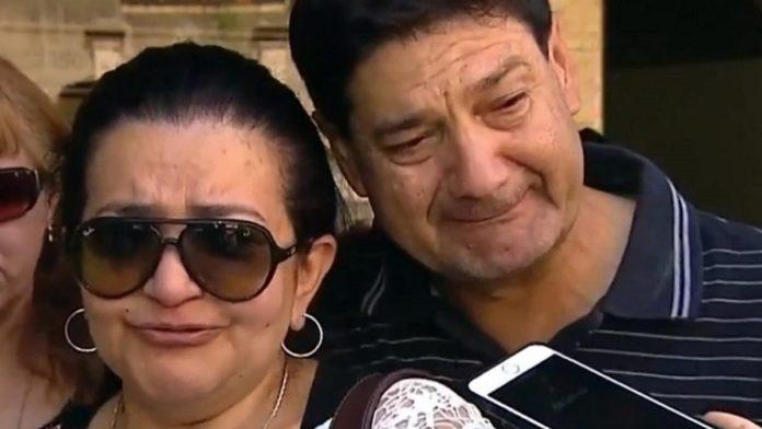 Los padres de Fernando Báez Sosa ahora esperan el juicio oral.
