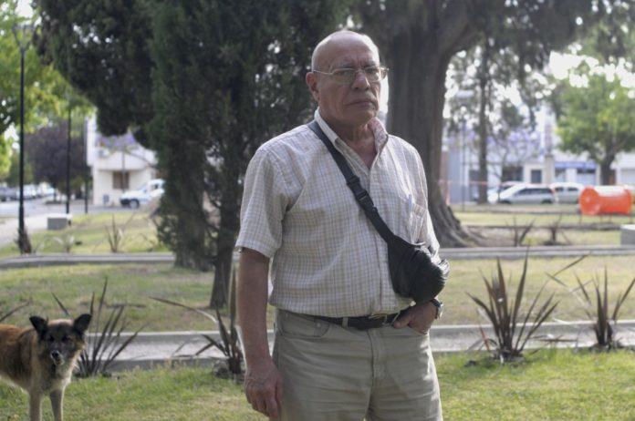 Víctor Basterra permaneció detenido en la Esma desde 1979 hasta 1983. (Télam)